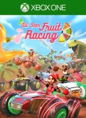 Portada de All-Star Fruit Racing