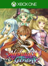 Portada de Alphadia Genesis