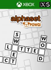 Portada de Alphaset by POWGI