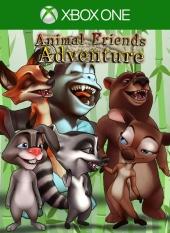 Portada de Animal Friends Adventure