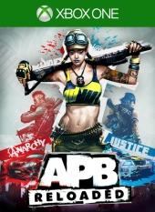 Portada de APB Reloaded