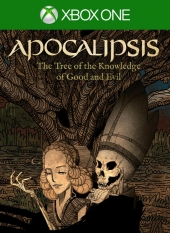 Portada de Apocalipsis: The Tree of the Knowledge of Good and Evil