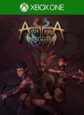 Portada de Aritana and the Twin Masks