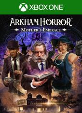 Portada de Arkham Horror: Mother's Embrace