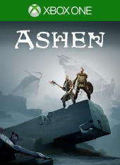 Portada de Ashen