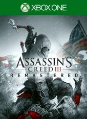 Portada de Assassin's Creed III Remastered