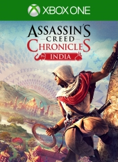 Portada de Assassin's Creed Chronicles: India