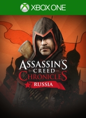 Portada de Assassin's Creed Chronicles: Russia