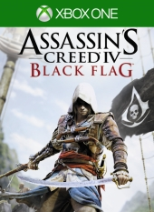 Portada de Assassin's Creed IV: Black Flag