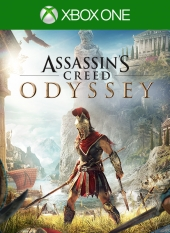 Portada de Assassin's Creed Odyssey
