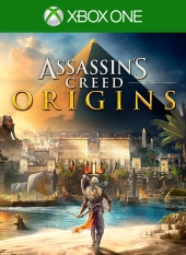 Portada de Assassin's Creed Origins