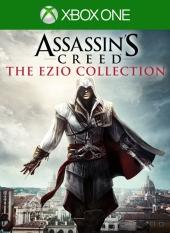 Portada de Assassin's Creed: The Ezio Collection