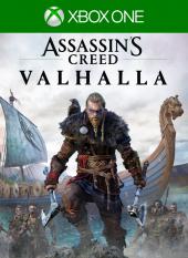 Portada de Assassin's Creed Valhalla