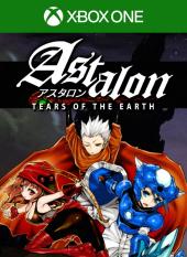 Portada de Astalon: Tears of the Earth