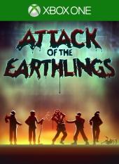 Portada de Attack of the Earthlings