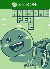 Portada de Awesome Pea 2