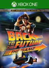 Portada de Back to the Future: The Game - 30th Anniversary Edition