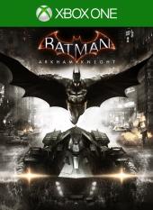 Portada de Batman: Arkham Knight