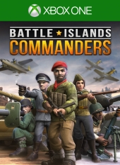 Portada de Battle Islands: Commanders