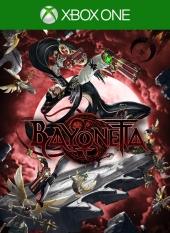 Portada de Bayonetta
