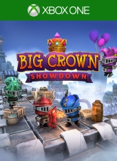 Big Crown: Showdown Games With Gold de agosto