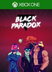 Portada de BLACK PARADOX