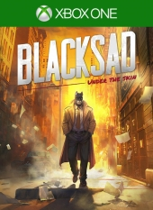 Portada de Blacksad: Under the Skin