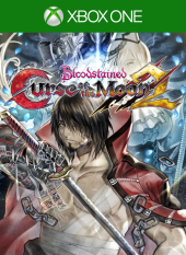 Portada de Bloodstained: Curse of the Moon 2