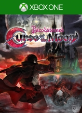 Portada de Bloodstained: Curse of the Moon