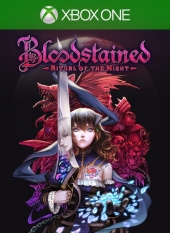 Portada de Bloodstained: Ritual of the Night