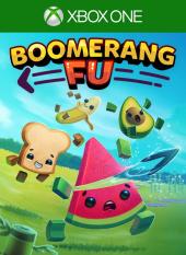Portada de Boomerang Fu