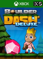 Portada de Boulder Dash Deluxe