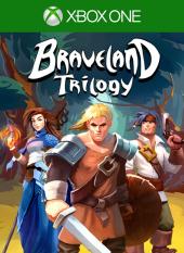 Portada de Braveland Trilogy