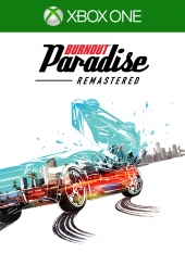 Portada de Burnout Paradise Remastered