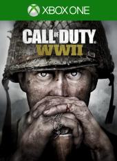 Portada de Call of Duty: World War II
