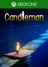 Portada de Candleman - El hombre vela