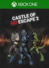 Portada de Castle of no Escape 2