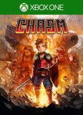 Portada de Chasm