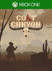 Portada de Colt Canyon