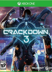 Portada de Crackdown 3
