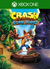 Portada de Crash Bandicoot N. Sane Trilogy