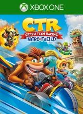Portada de Crash Team Racing: Nitro-Fueled