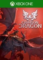 Portada de Crimson Dragon