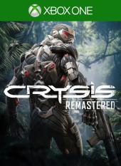 Portada de Crysis Remastered