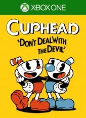 Portada de Cuphead