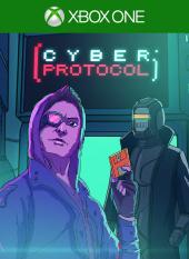 Portada de Cyber Protocol