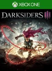 Portada de Darksiders 3