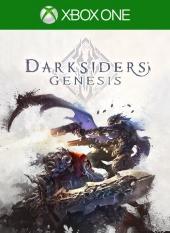 Portada de Darksiders: Genesis