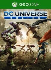 Portada de DC Universe Online