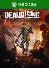 Portada de Dead Rising 4